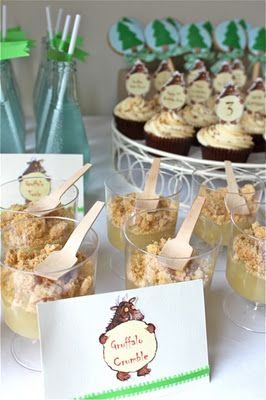 Gruffalo party ideas