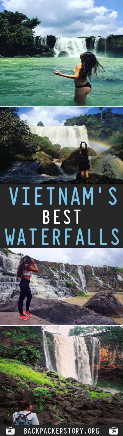 THE BEST WATERFALLS IN VIETNAM GUIDE