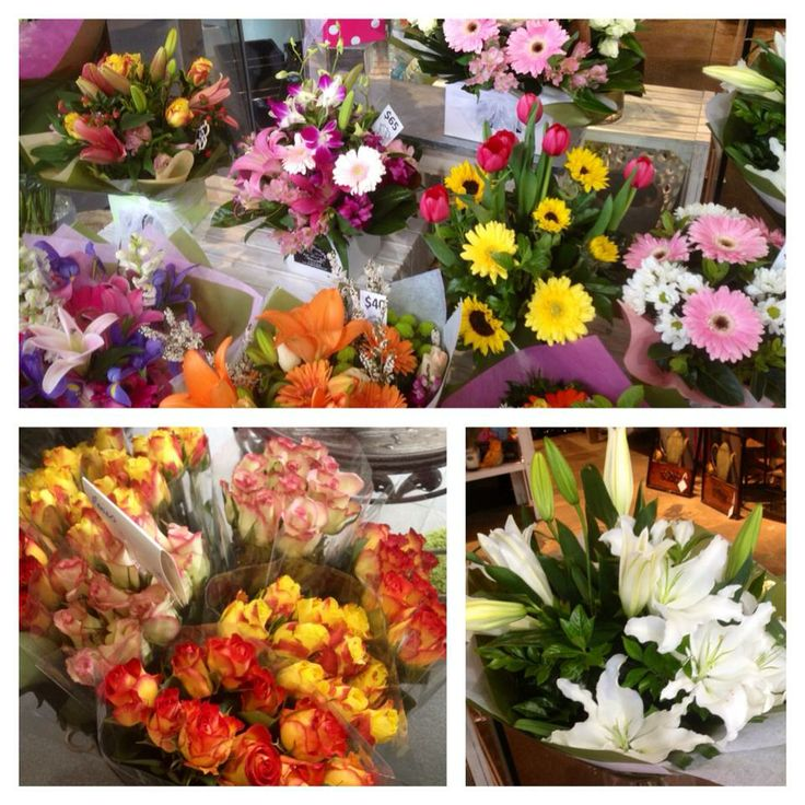 Gorgeous blooms to brighten your home or bring a smile to a friend, available every Saturday at Marina Mirage Farmers Markets