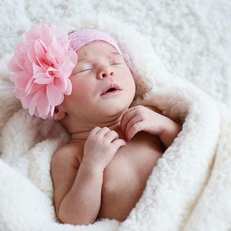 Cinta elástica encajes y flor de tul rosa Cinta elástica de encajes para sacarle fotos a tu recién nacido, bebé o niña. La cinta es de color rosa y tiene una flor de tul. 9.00 €