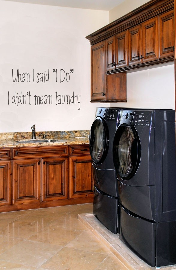 I Didn't Mean Laundry Wall Art by MWCVinylLettering on Etsy . . . . . Amen Sister!: Wall Decal Sticker, Wall Art, Wall Quotes, Laundry Rooms, Rooms Ideas, Vinyls Wall Decals, House, Vinyl Wall Decals, Wall Decals Stickers