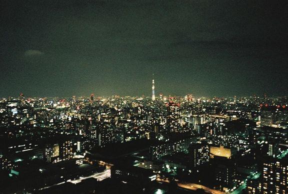 Stunning Night Photographs Taken Using the Fuji Klasse W