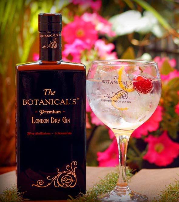 The BOTANICAL´S Premium London Dry Gin ha sido galardonada con la Medalla de Oro,   Revista Masviajes