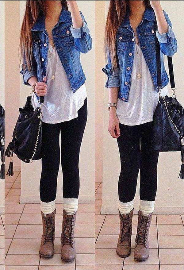 simple back to school outfits 5 best