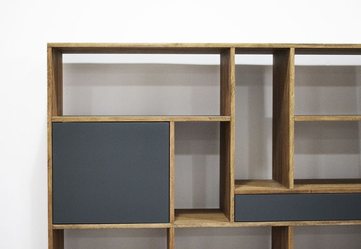 minimal oak bookcase by willion.hu  #minimal #minimaldesign #bookcase #bookshelves #minimalbookcase #willion