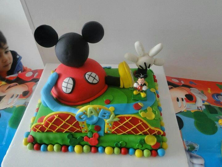 Mickey Mouse cake!! Banchetto Sweet