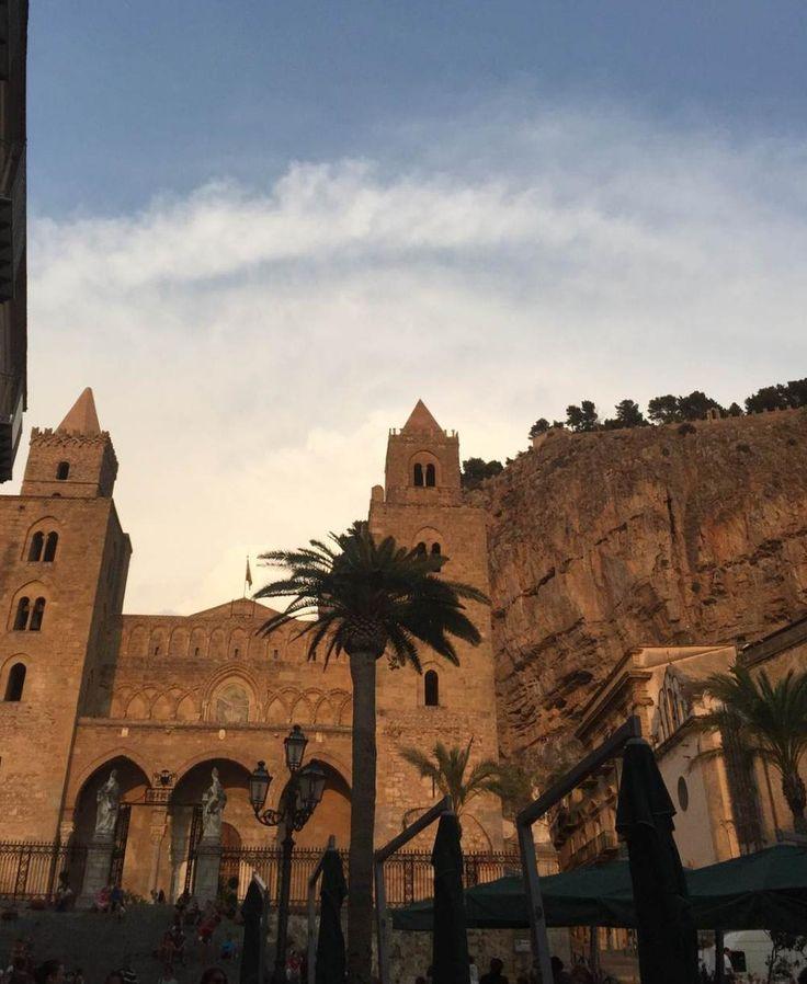 Cattedrale di Cefalù Ruggero II 1131  Sicilia