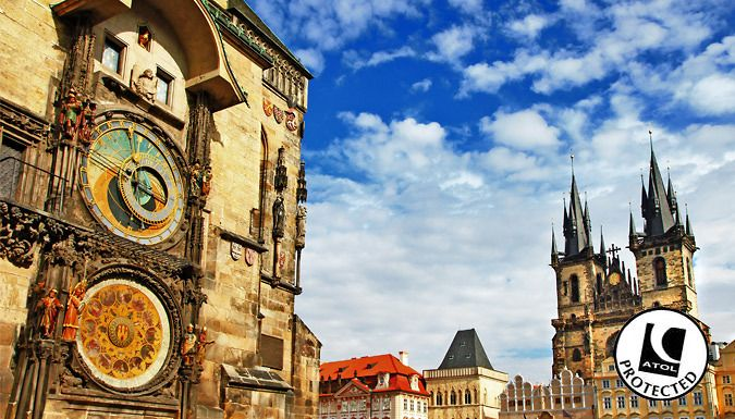 Prague, Czech Republic: 2-3 Night Boutique Spa Hotel Stay With Flights - Up to 47% Off Discover the mystic aura of Prague with a 2 or 3 night stay at the Hotel Design Neruda      Stay in an opulent boutique spa hotel that has a certificate of excellence f