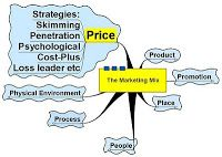 We have decided to follow a price skimming strategy as we are not quite sure what our customers are prepared to pay for the product. the main factors affecting our pricing is software development and licensing, material, research and development and then marketing to a certain extent.