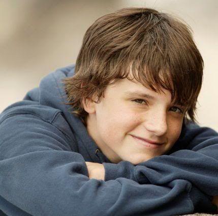 Young Josh Hutcherson ...