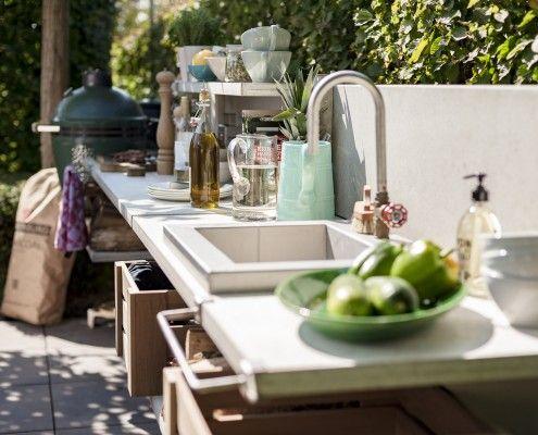 Wir Zeigen Euch Ein Paar Schmucke Outdoor Küchen, Die Voll Im Trend Liegen.  (Foto: Blies Public Relations / WWOO)