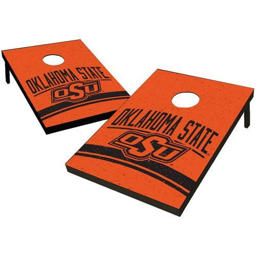 Wild Sports Oklahoma State University Tailgate Toss - Outdoor Games And Toys, Outdoor Games at Academy Sports