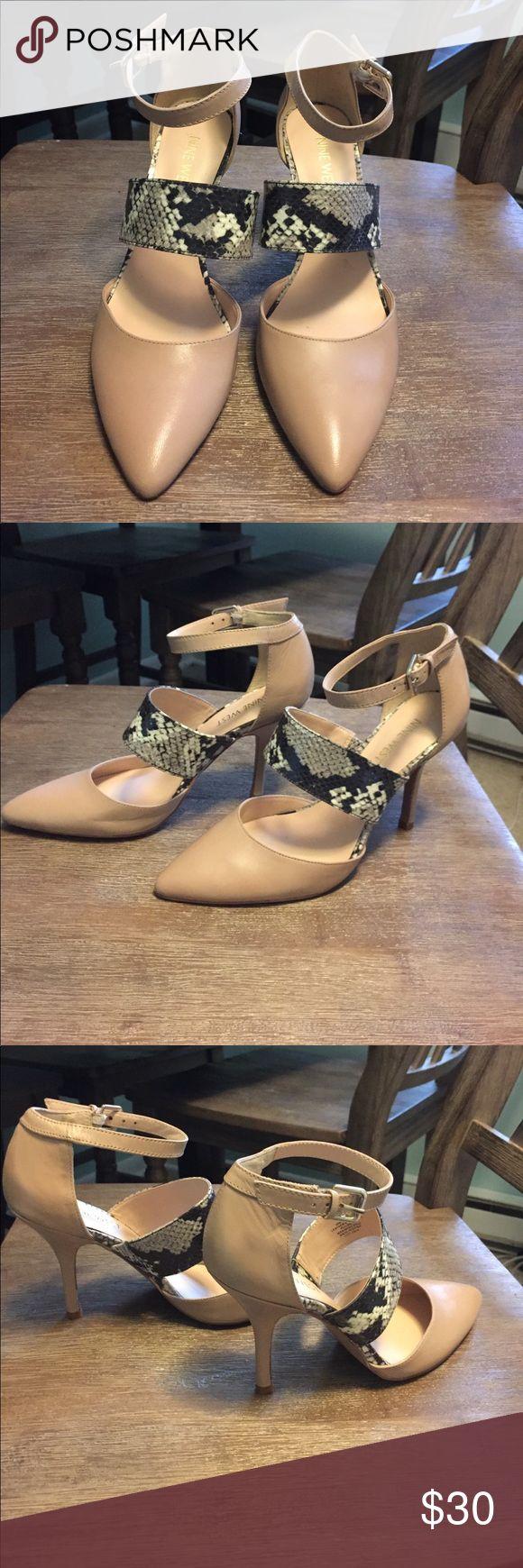 Nine West heels Nine West heels never worn Nine West Shoes Heels