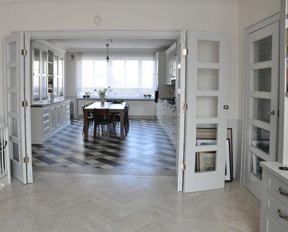 duże drzwi między kuchnią a salonem - Szukaj w Google