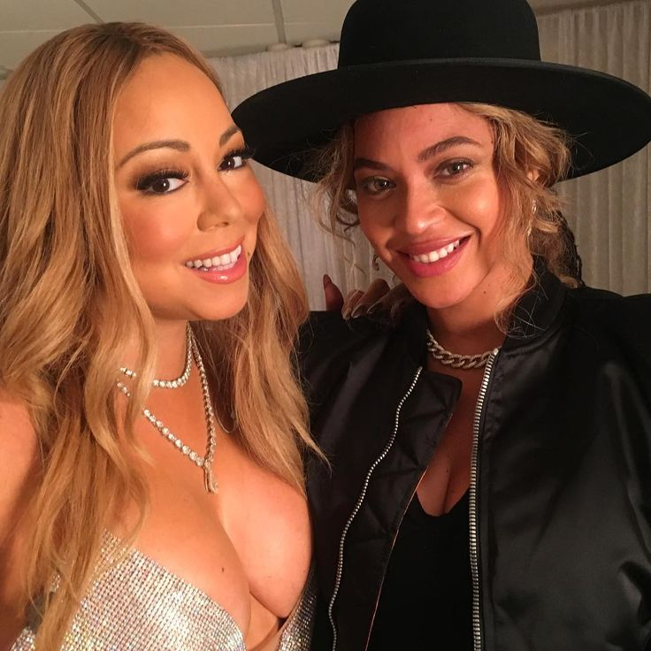 Mariah Carey shares selfie with Beyonce announces 2017 tour with Lionel Richie  Divas collided on Sunday when Mariah Carey shared on social media an epic selfie with none other than Beyonce.  #MariahsWorld #MariahCarey #Beyonce #LionelRichie @MariahsWorld