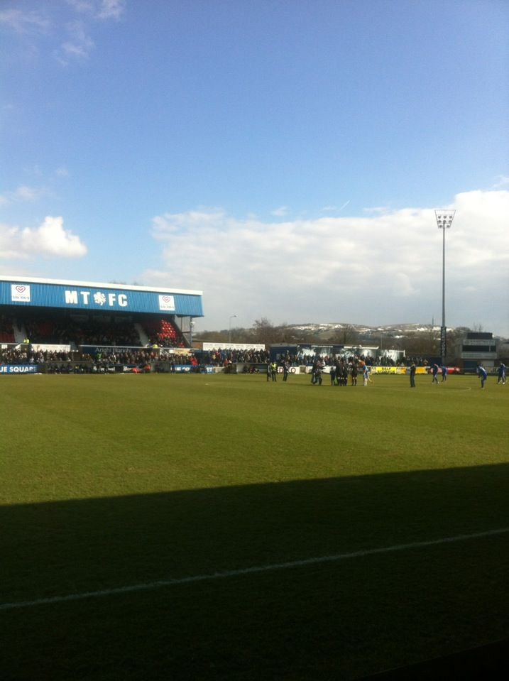 Moss Rose Stadium