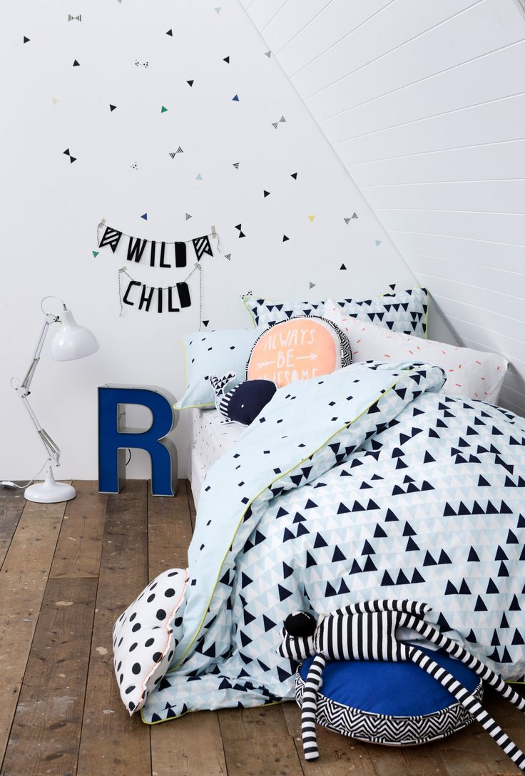 It's no secret that we absolutely love what Aussie designers are doing in the world of bed linen! So much so that a few weeks ago we showcased our top 10 best places to buy Australian-made bed linen online. But today it's all about the kids! So check out the amazing kids' linen brands below,... [Read More]