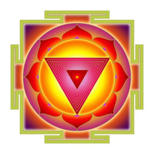 Tripura Bhairavi yantra | Hasanthi Kingsley | Flickr