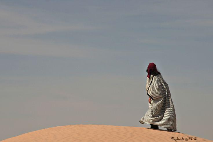 Desert's passer through the eyes of spykerk