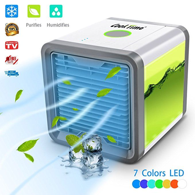 Air Space Cooler Portable Air Conditioner Personal Space Cooler