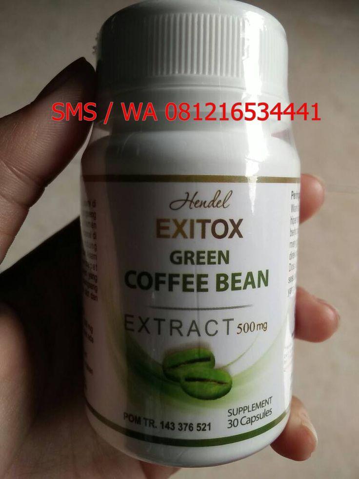 exitox asli,exitox green coffee bean,exitox green coffee