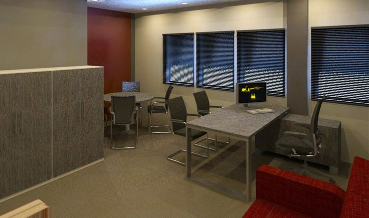CEO Office 3D Conceptual