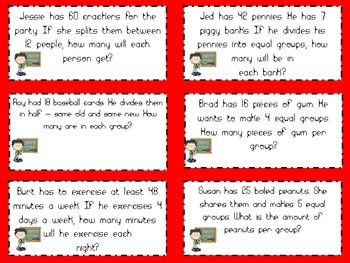 10 Best images about Math - Word Problems on Pinterest | Problem ...