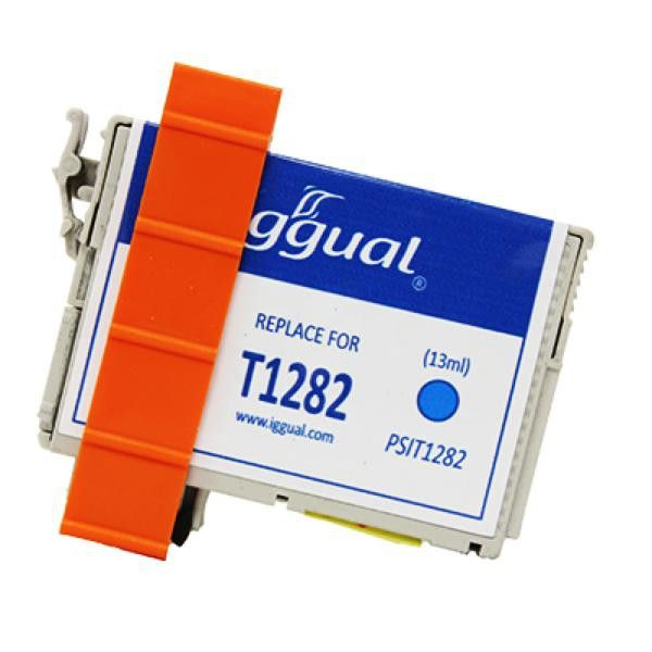 iggual Recycled Ink Cartridge Epson T1282 Blue1,29 €