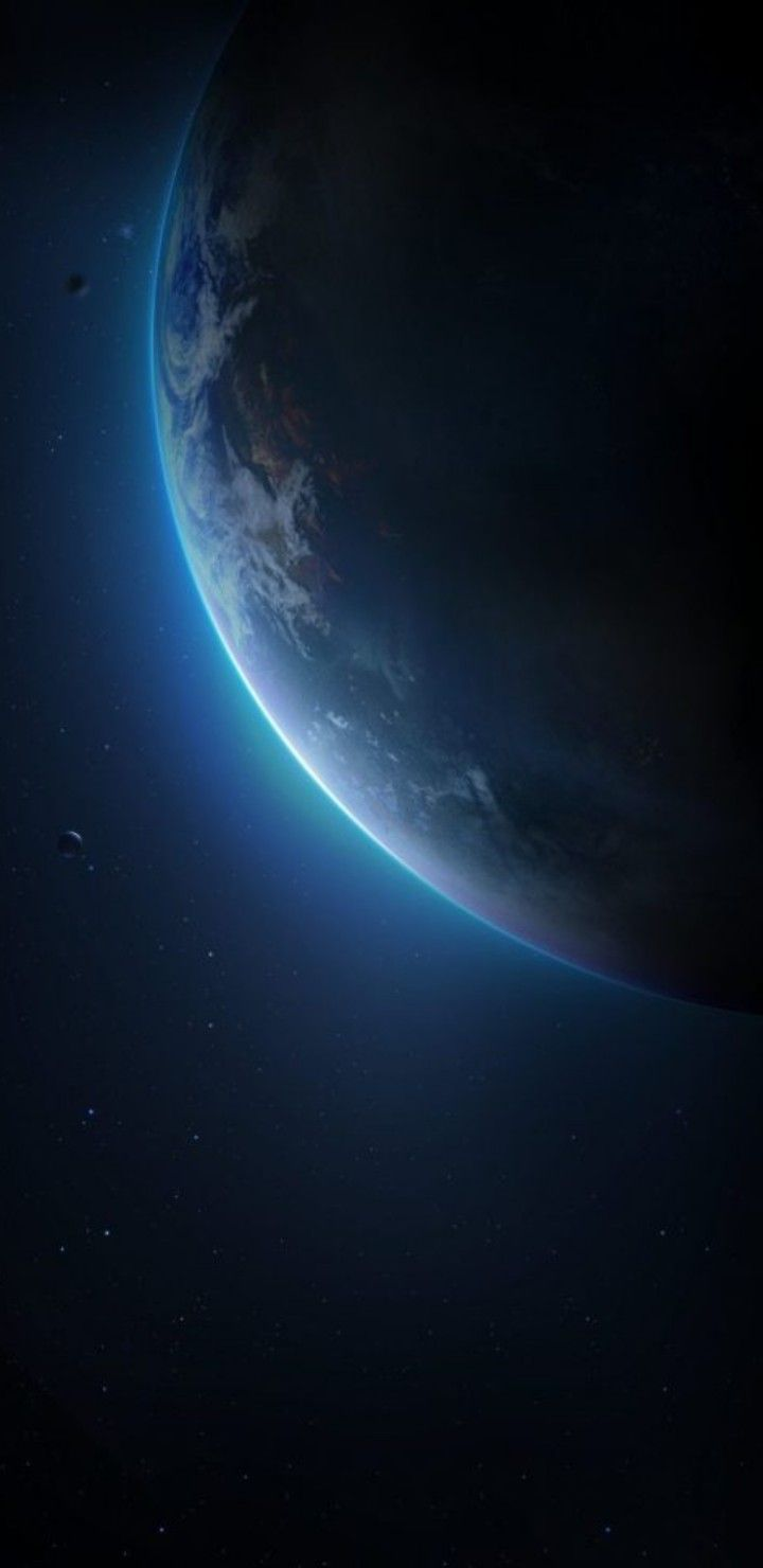 Space Stars Sky Planet Earth Wallpaper Clean Galaxy Colour