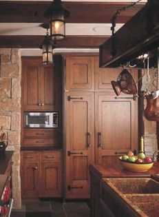 173 Best Images About Craftsman Style Kitchens On Pinterest