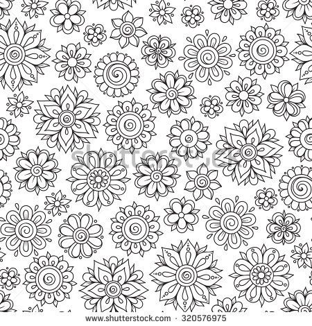 Coloring Book Pages Stock Photos Images Pictures