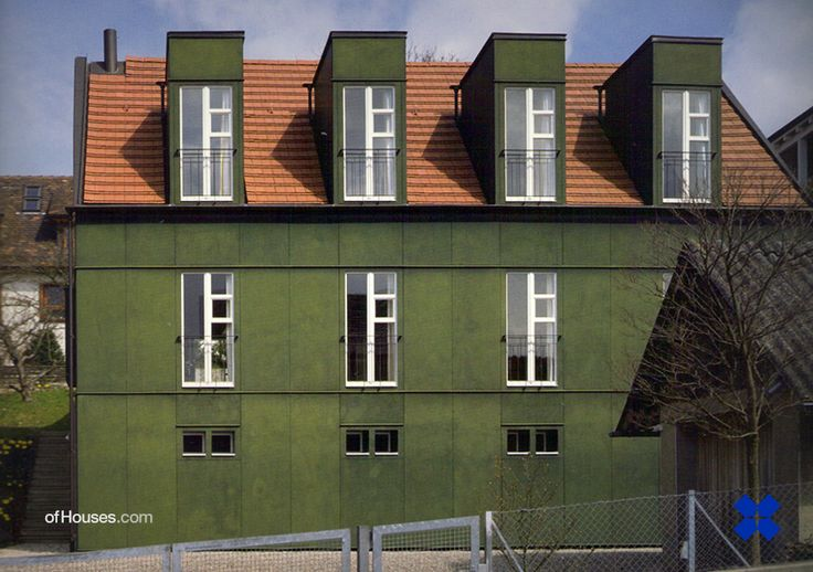 """ofhouses: """"251. Valerio Olgiati /// House Kucher /// Rottenburg am Neckar, Germany /// 1991 OfHouses guest curated by Jeff Kaplon (Subtilitas): The idea of traditions (pt 2) Similar to Baum's residence, Olgiati's Kucher house highlights a similar..."""