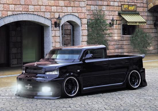 Scion xB pickup   #Follow me on Cars World If You Like What You See 4 Way More ! ¡ !