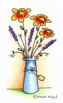 Flower #Draw #Doodle #ClipArt