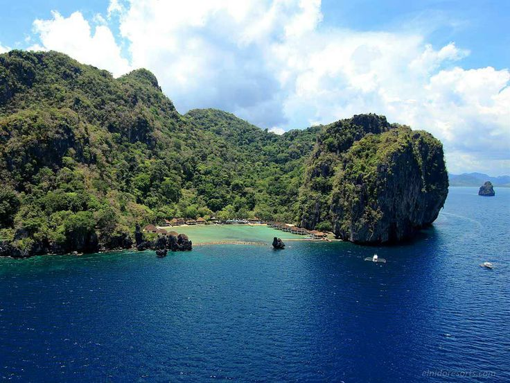El nido hotels and resort legen island in filippine