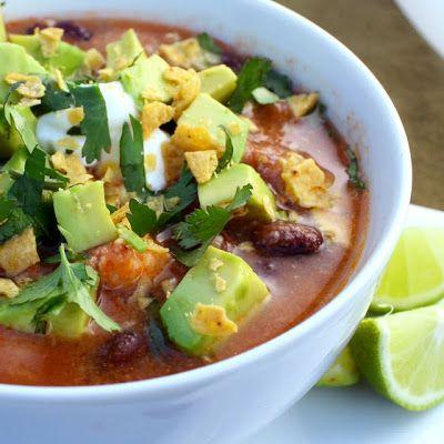 Liv Life: Chicken Tortilla Soup