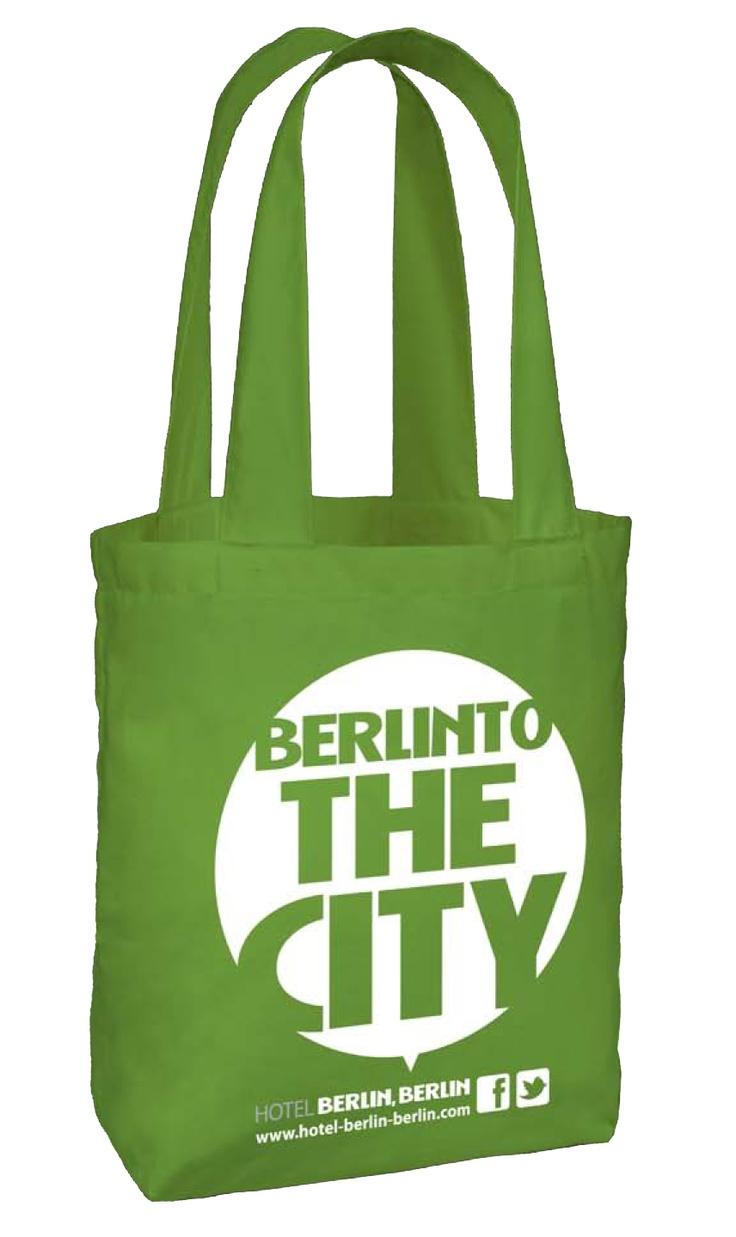 BERLINTO THE CITY hotel bag
