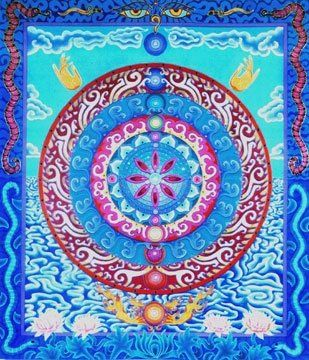 Currently unknown artist or art opera name. Please advise if You know! (please see album's description as well) -  #mandala #mandalas #meditation