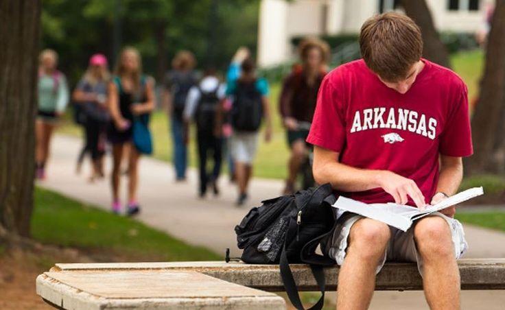 50 Life Saving Tips For Freshmen At The University of Arkansas