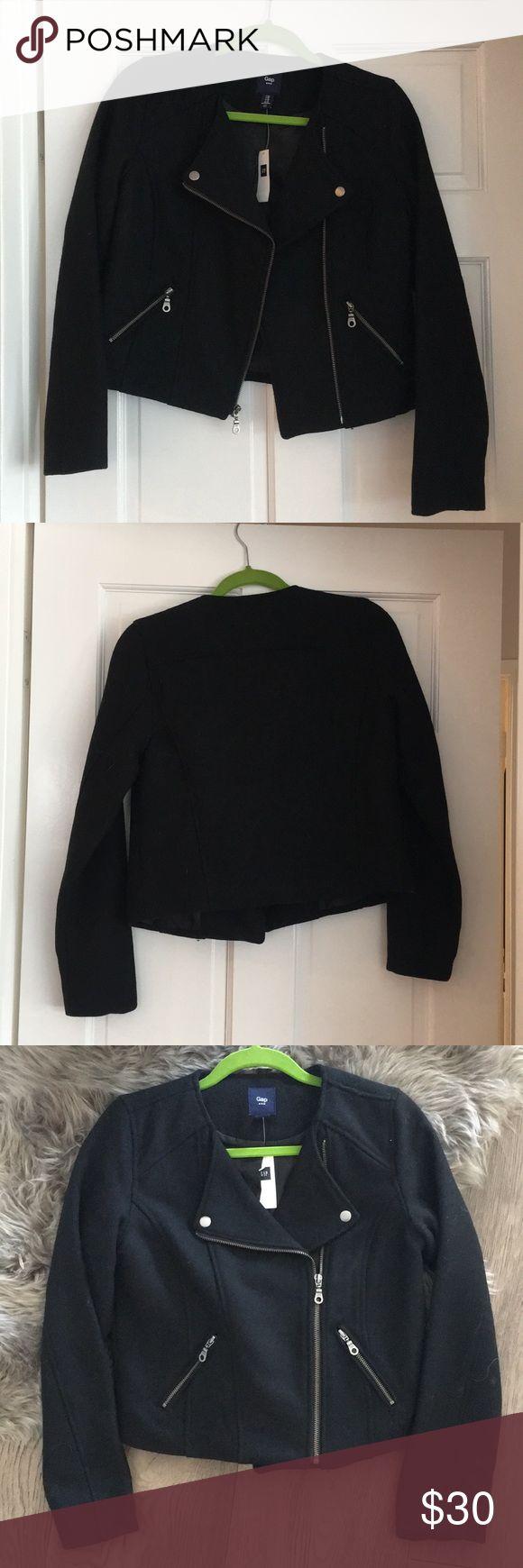 Gap jacket Brand new! Black gap jacket GAP Jackets & Coats