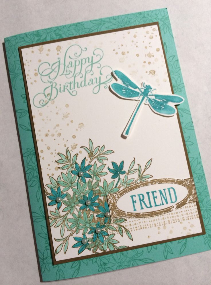 Awesomely Artistic, Stampin Up