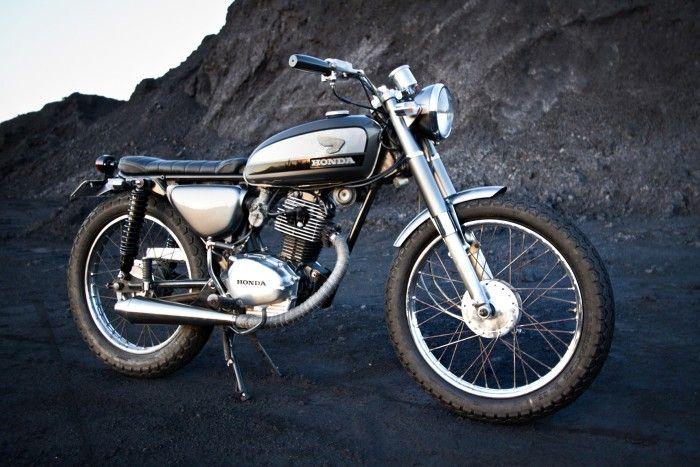 Honda CB100 - Salty Speed Co - The Bike Shed