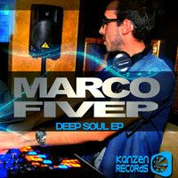 Marco FiveP(Bari, Italy) presents us with a fresh brand new EP titled Deep Soul. The tracks featured in the release combine both deep and tech house elements to relay the fundamentals of Deep Soulistics jams. The perfect selection for your get up and go mode, Marco really brings a new groove in the dance scene.