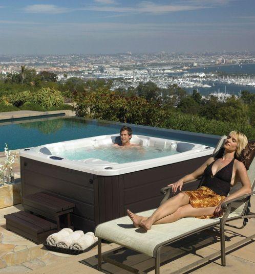 40 best hot spring spas limelight hot tub models images on. Black Bedroom Furniture Sets. Home Design Ideas