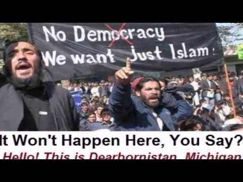 It Has BEGUN in AMERICA - MUSLIMS take CHURCH - EXPELL CHRISTIAN THIS COULD HAPPEN ALL OVER AMERICA THANKS TO OUR GOVERNMENT!!!!