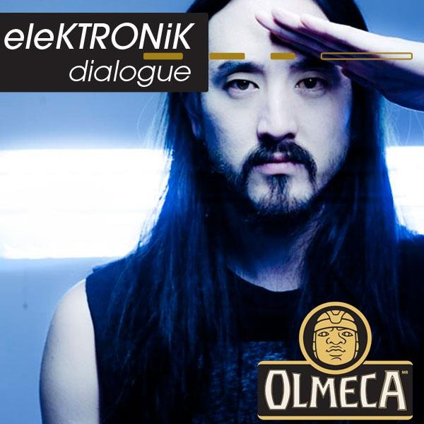 Steve Aoki Interview - Part 1 - ONLINE NOW!     Founder of Dim Mak Records, Steve Aoki has signed the likes of Bloc Party, MSTRKRFT, HAEZER, Infected Mushroom & their newest addition AZARI & III – this man has never been busier. He took some time to chat to us, read part one of our Steve Aoki interview: http://www.onesmallseed.com/2012/11/cake-jump-dance-steve-aoki-q-a-part-1/