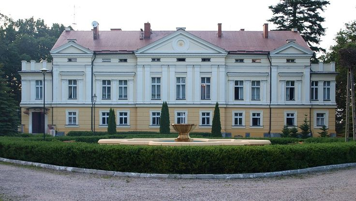 Palace in Sasino
