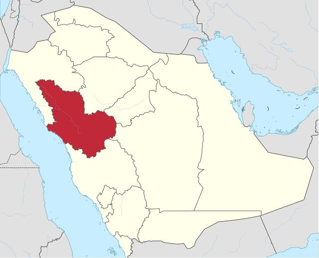 الجغرافيا دراسات و أبحاث جغرافية دور المخطط الإقليمي لمنطقة المدينة المنورة في تحق Morocco Travel Trip Travel