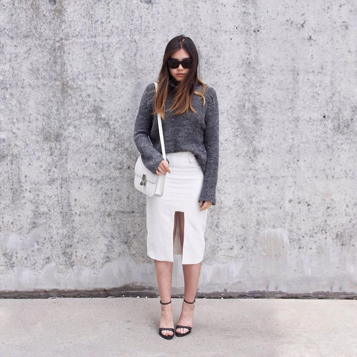 """Chantal Li from shoot hefeweizens on Instagram: """"The perfect cut out skirt"""". The shapeshifter skirt from Twofold"""