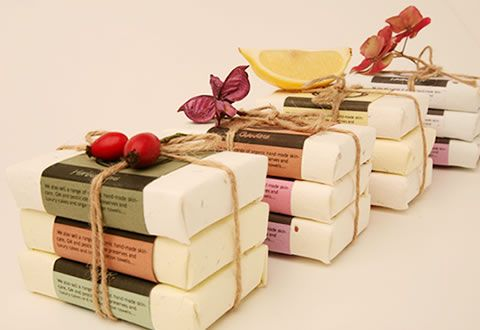 Sow Tomorrow - hand-made organic soap